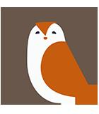 Web Owl Logo
