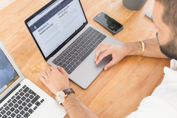 Website development en growth marketing: website maken