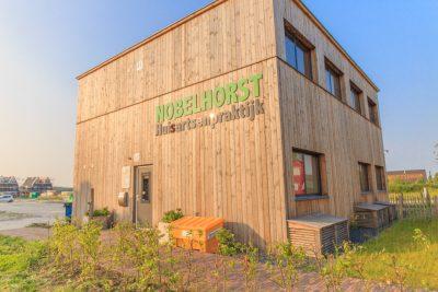 Website development and growth marketing: Developed website nobelhorst